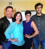 Dennis Quaid and Ramin Bahrani, AT ANY PRICE {VIDEO}