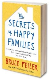The Secrets of Happy Families; The SF Giants world champion JeremyAffeldt!